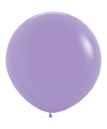 Большой воздушный шар Сиреневый