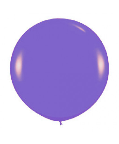 Большой воздушный шар Фиолетовый