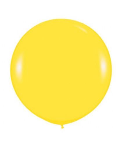 Большой воздушный шар Желтый