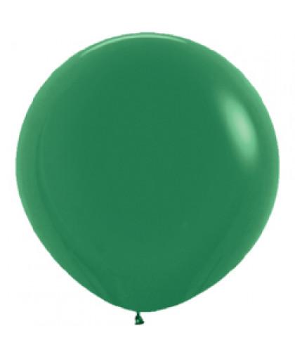 Большой воздушный шар Зеленый
