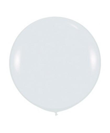 Большой воздушный шар Белый