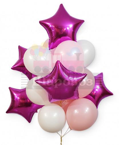 Композиция из воздушных шаров №33