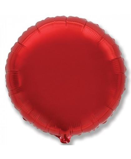 Круг Красный
