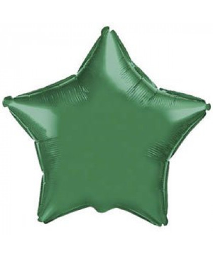 Звезда (зеленая)