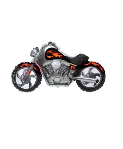 Мотоцикл (черный)