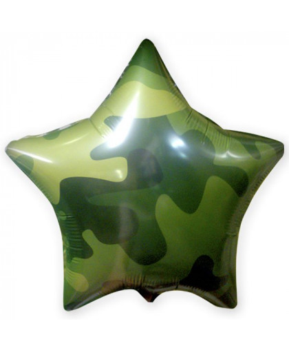 Звезда камуфляжная