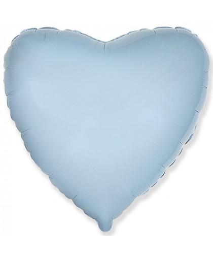 Сердце (голубое)