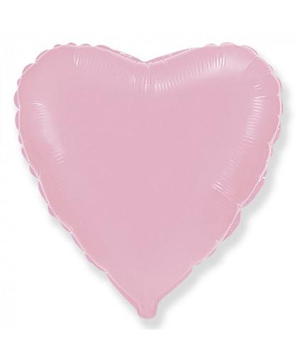 Сердце (розовое)