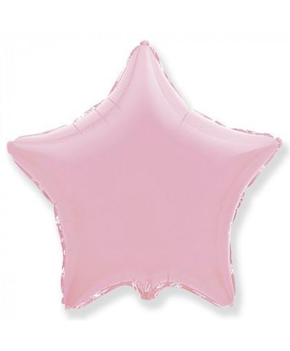 Звезда (розовая)