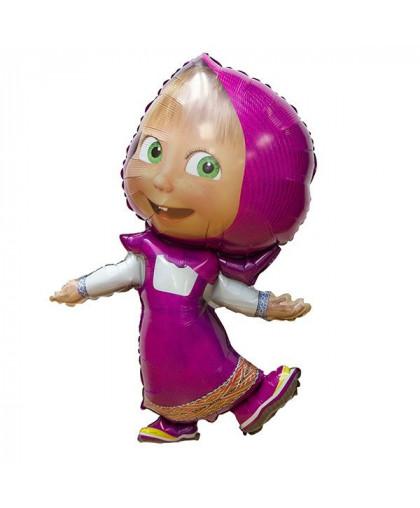 Фольгированная фигура Маша
