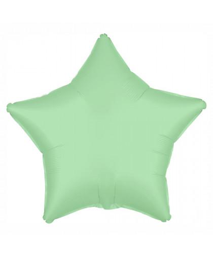 Звезда (нежно-зеленая)