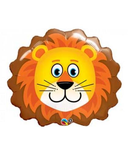 Львенок голова