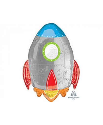 Шар фигура Ракета