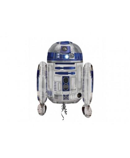 Шар фигура Звездные войны R2D2