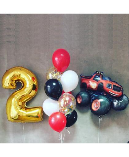 Сет из воздушных шаров №15