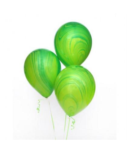 Шары Агат (green)
