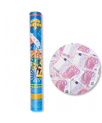 Хлопушка Денежный дождь (евро)