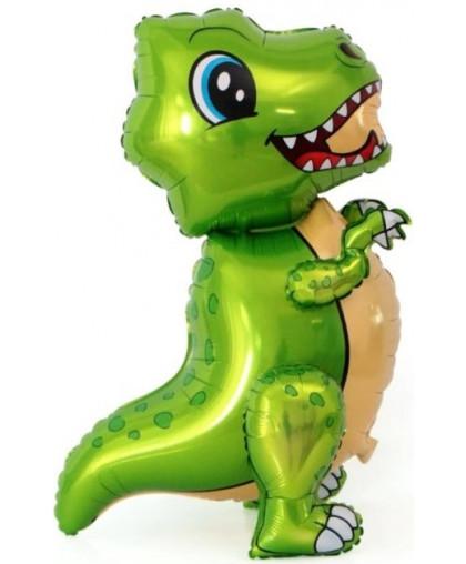 "Ходячий шар ""Малыш Тираннозавр"""